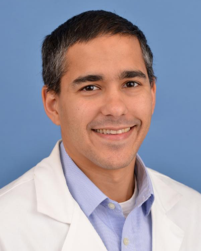 Portrait of Chris Sayed, MD