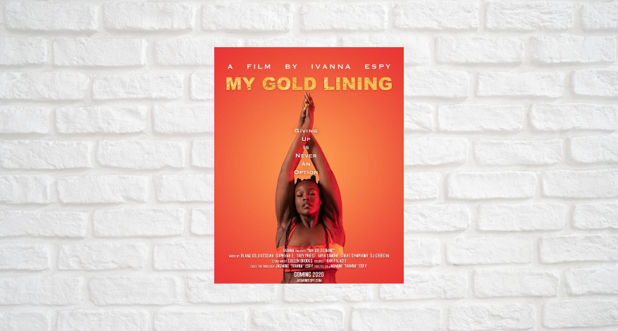 movie poster for my gold lining